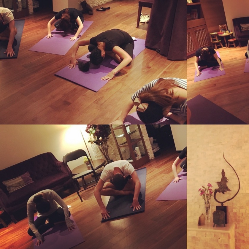 IMI Yoga 2016